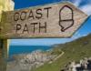 velja: (coast path)