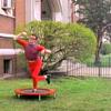 superartie: (trampoline)