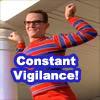 superartie: (constant vigilance)