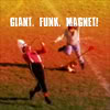 superartie: (giant funk magnet)