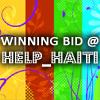 heidi: (_Help Haiti 2, _Help Haiti 3)
