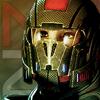 ossobuco: Kathryn Shepard from Mass Effect 2 (shepard helmet)