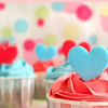 enablelove: ([misc] cupcakes with hearts)