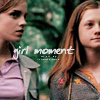smartestone: (girl moment, with ginny)