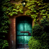 star_swan: (Ivy door)