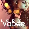 abrightshiningstar: Star Wars ][ Lady Vader (Natalie Portman) (lady vader)