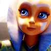 abrightshiningstar: Star Wars: The Clone Wars ][ toddler Ahsoka Tano (little 'soka)