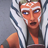 abrightshiningstar: Star Wars: Rebels ][ Ahsoka Tano (fulcrum)