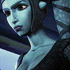 abrightshiningstar: Star Wars: The Clone Wars ][ Aayla Secura (aayla)