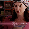 patchsassy: Lorelai - junkie (Lorelai)