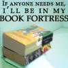 wildvision: (Books - Book fortress)
