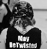 emmelinemay: (May BeTwisted, Roller derby - back)