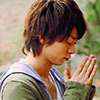 falkner: photoshoot picture of Sakurai Sho from Arashi (DC ☆ don't look / stay with me)