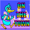 geminigirl: (Queer Duck On The Town)