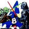 geminigirl: (Light Saber, Mickey Mouse, Star Wars)