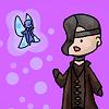stykera: (fairy!)