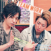 nijiblue: (Teamwork)