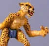 eledonecirrhosa: model of a were-cheetah (were-cheetah)