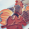 acciochocolate: (autumn cookies by bloodstnedtears)