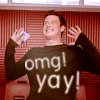 seraphprowess: (omg yay, finn excited)