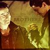 methos2: Methos Kronos clasping hands (Brothers)