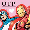 screwyoumarvel: (Steve/Tony OTP, the silly pink icon)