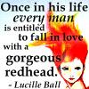 keolin: (Redhead)