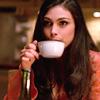 mekare: Firefly: Inara drinking tea, listening (Inara)