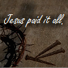 laughtersmelody: (Jesus Paid it all)