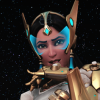 korp: symmetra laughing derisively (derisive bitch)
