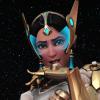 korp: symmetra laughing derisively (derisive bitch)