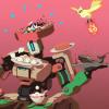 korp: bastion (flustered robot)