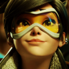 korp: tracer being a dork (proud goat baby)