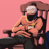 korp: s76 being a grouch (grouch dad)