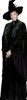 iselima: (Minerva green robe)