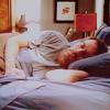 hughville: (House sleeping)