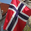 ysilme: Norwegian flag (Travelling Norway)