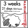 butterflydreaming: A sleeping cartoon sheep. Words: three weeks for DW (Default)
