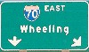 retrowestliberty: (Wheeling sign)