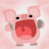 killerweasel: (shoutingpig by toocuteicons)