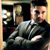 neverasked4this: actor DJ Cotrona (Arms folded)