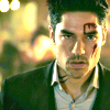 neverasked4this: actor DJ Cotrona (Bloodied determined)