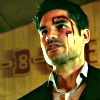 neverasked4this: actor DJ Cotrona (Bloodied still standing)
