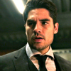 neverasked4this: actor DJ Cotrona (Furrowed brow)