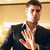 neverasked4this: actor DJ Cotrona (Hand up no really I'm good)