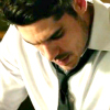neverasked4this: actor DJ Cotrona (Head down)