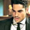 neverasked4this: actor DJ Cotrona (Look down that can't be good)