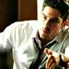 neverasked4this: actor DJ Cotrona (Making a point)