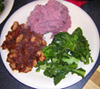 juliet: (food - purple & green)