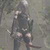 yorha_deserter: (Bloodied Blade)